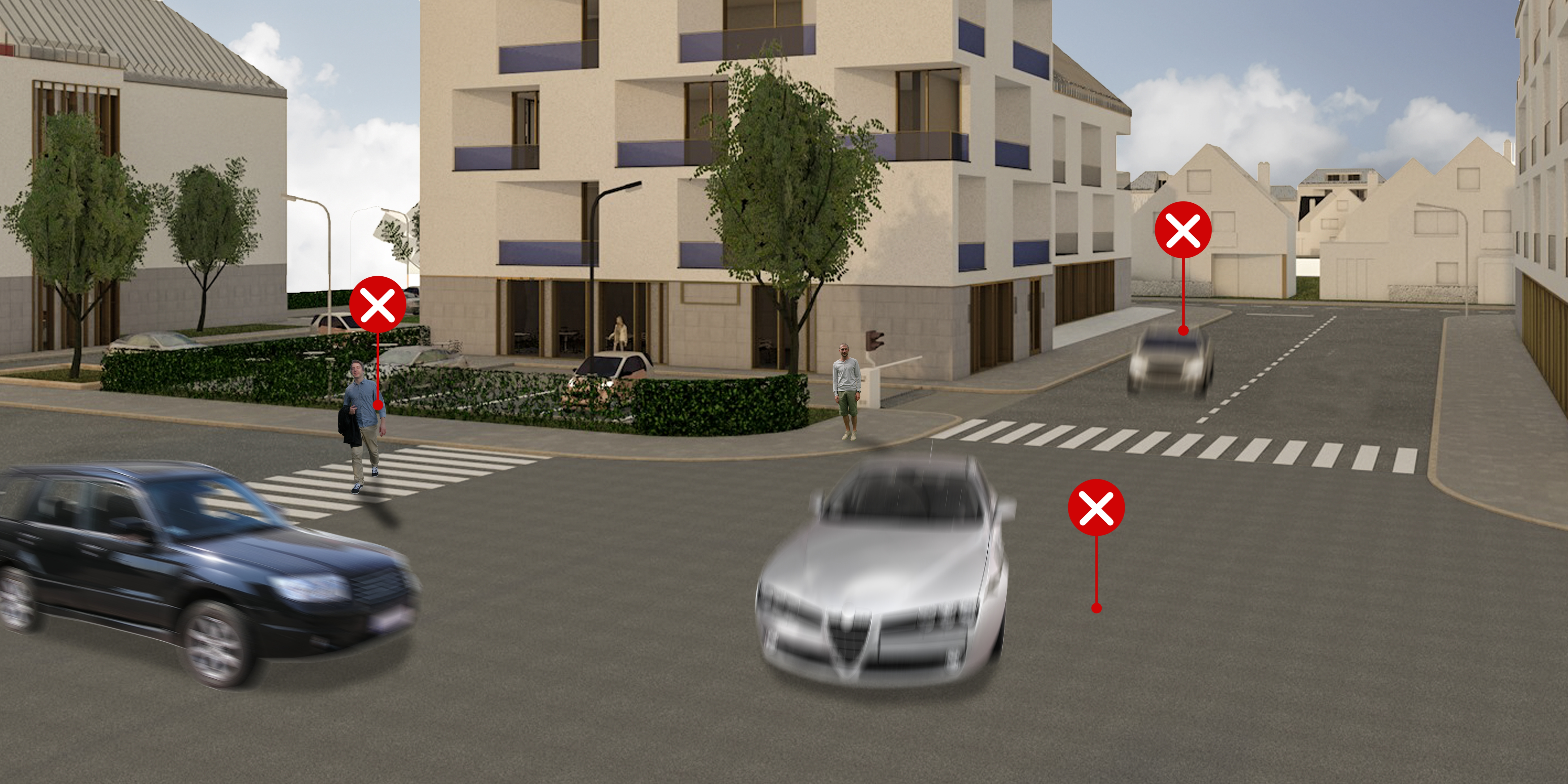 1 – Forgalomcsendesítés – helytelen